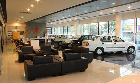 Saipa Car Agency